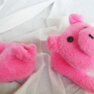 Super Soft Plush Pull Apart Animals