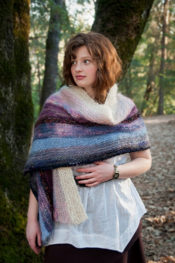 Made to Order: Evening Wrap