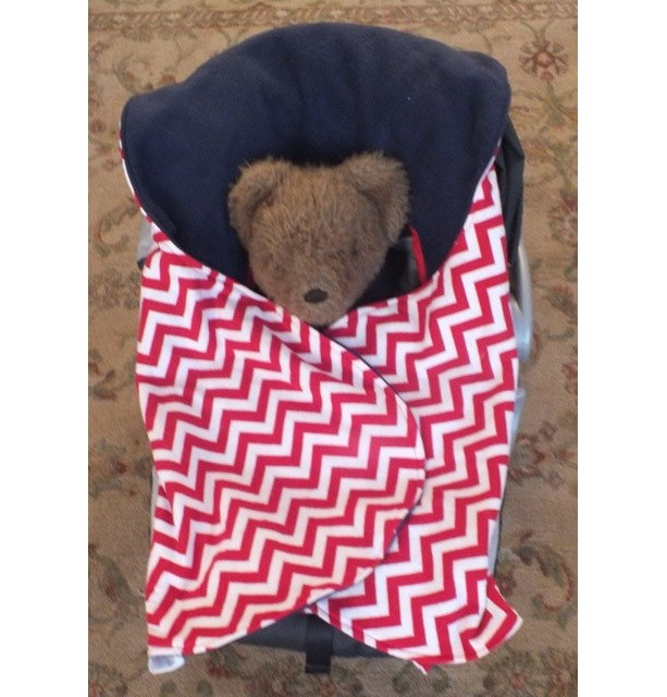 Car Seat And Stroller Blanket Wraps Under Baby And Won T Fall Of