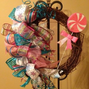 SALE Create your own Christmas Craze wreath (5 ready to ship)