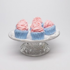 Mini Cotton Candy Cupcake Soaps Guest Soaps