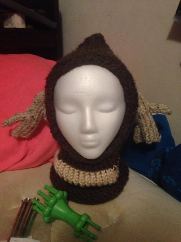 Sven from Frozen inspired hat