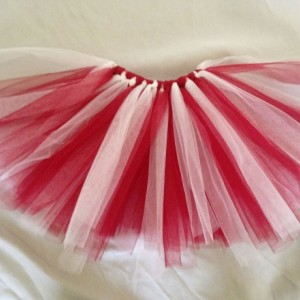 Girls or Baby Tutu Reversible- Christmas, Photos, Dress up