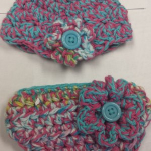 Crochet Outfit - Baby Outfit - Hat and Diaper Cover - Crochet Hat - Crochet - Diaper Cover - Baby Girl - Gift for Baby - Baby Shower Gift