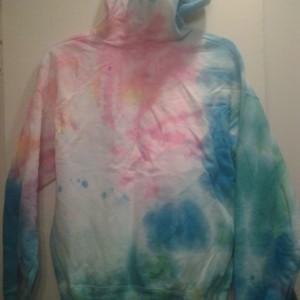 JR Large Tie Dye Hoodie