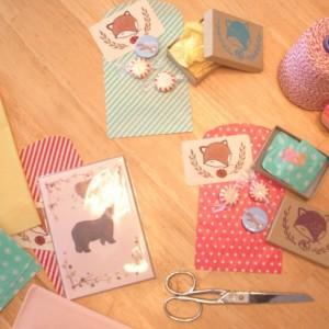 Mystery Parcel - Secret Goodie Bag - Art & Illustration