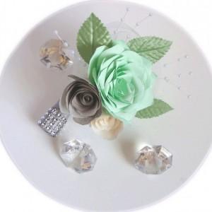 Wedding Boutonnieres, Wrist corsage, Groom Boutonniere, Paper Boutonnieres, Corsage, Fake Flower boutonnieres, Boutonniere, Prom boutonniere
