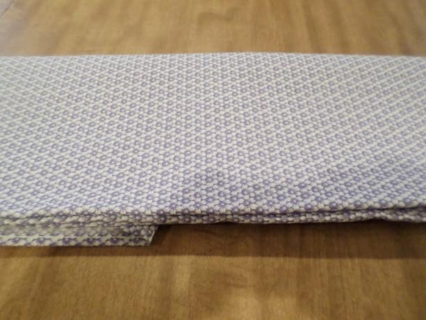 Door Draft Stopper Door Draft Blocker Door Snake  Purple with a checkered pattern