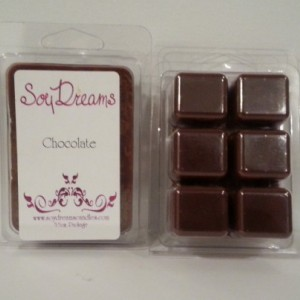 Chocolate - Soy Tart Melts - Set of 3
