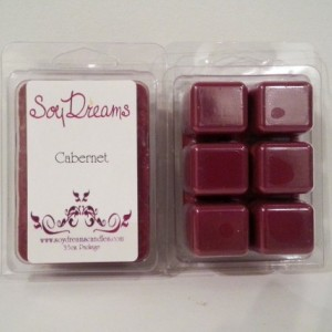 Cabernet - Soy Tart Melts - Set of 3
