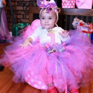 Custom made to order tutus!
