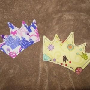 Crinkle Toy - Little Princess - Set of 2