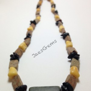 Self and Balance Therpeutic Aid Necklace