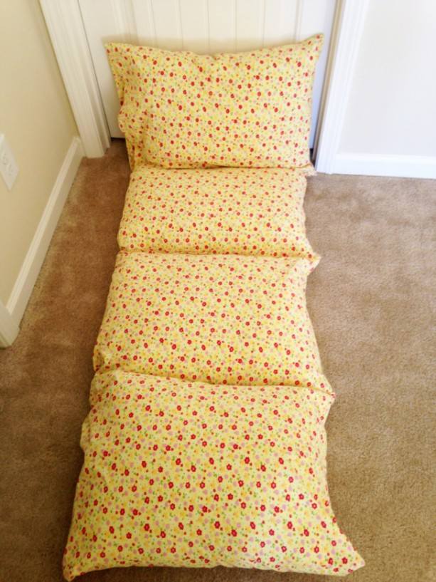 Floor Pillows For Adults : Kids/Adult Pillow Bed aftcra