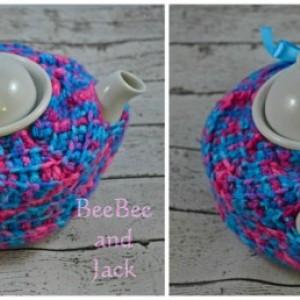 Crochet Teapot Cozy