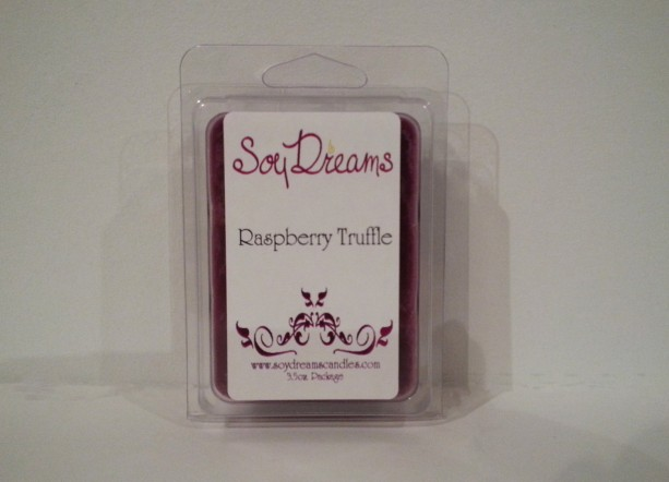 Raspberry Truffle - Soy Tart Melts - Set of 3