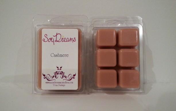 Cashmere - Soy Tart Melts - Set of 3