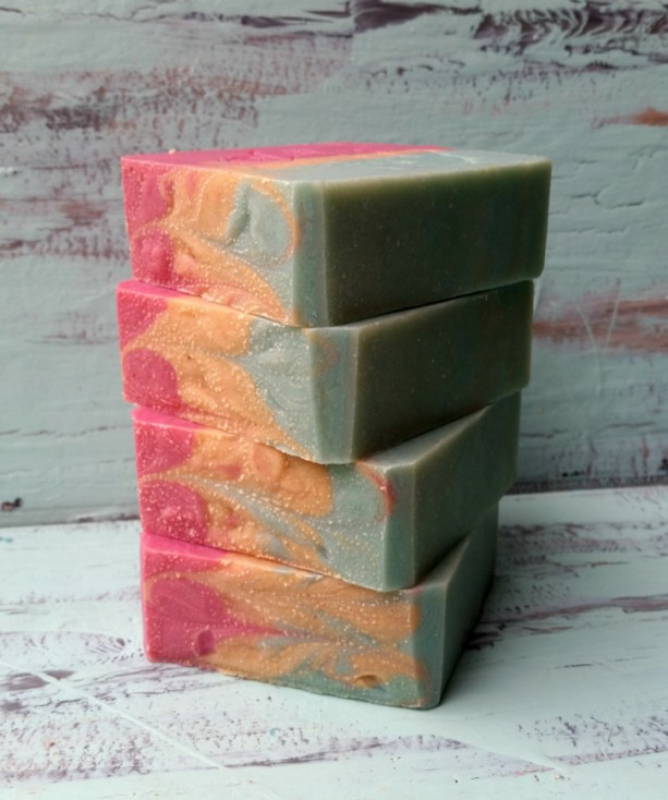 Oatmeal Artisan Soap - Nectar of the Isle