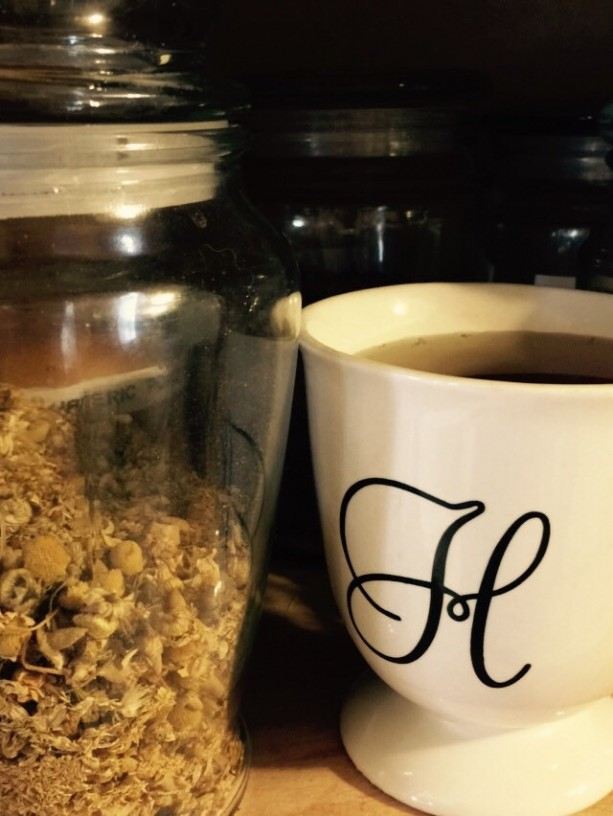 PMS Monster. PMS relief tea, eases cramping and pain.