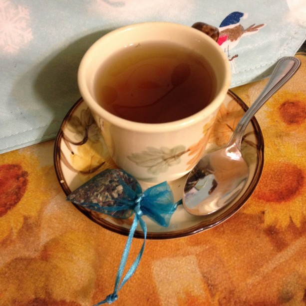 Good Morning Sunshine! An herbal wake up tea to get your day started.