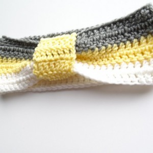 Multicolor Knot Headband
