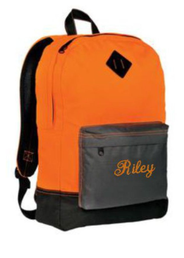 Backpack School Book Bag | aftcra
