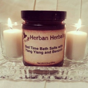 Ylang Ylang bath, ylang ylang salts, benzoin bath salts, aromatherapy bath, dead sea salts, aromatherapy salts, sleep aid, relaxing bath