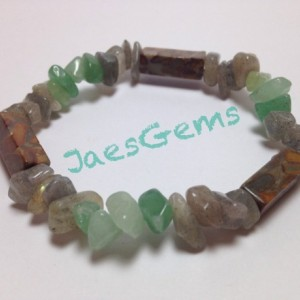 Luck/Joy/Strength Therapeutic Aid bracelet