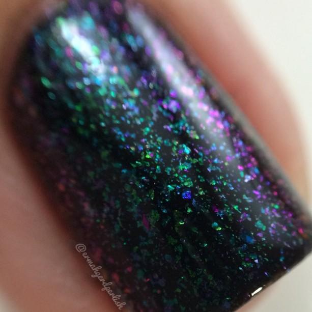 Mind Palace - Sherlock Collection Nail Lacquer - 3-free, vegan Nail Polish