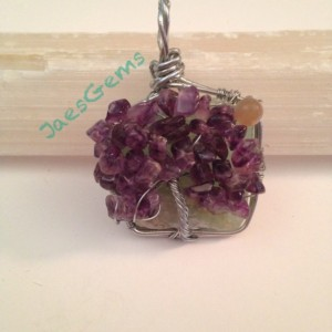 Grounding/ Calming Therapeutic Aid Pendant