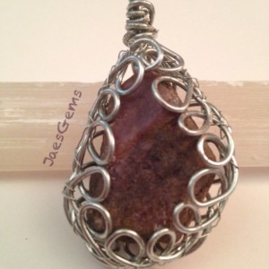 Passion and Joy Therapeutic Aid Pendant