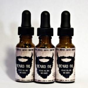 Beard Oil Sampler Set, beard softener, beard balm, beard treatment, beard, gifts for men, all natural beard oil, beard deodorizer