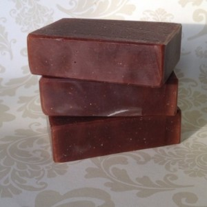 Acne Facial Set - Green Tea and Clay Soap & Acne Sugar Scrub Handmade