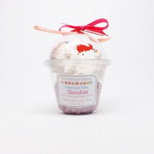 Sugar Scrub Bath Salts Sundae Marshmallow Cotton Candy Cherry