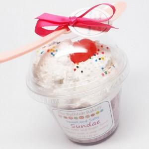 Sugar Scrub Bath Salts Sundae Marshmallow Cotton Candy Cherry