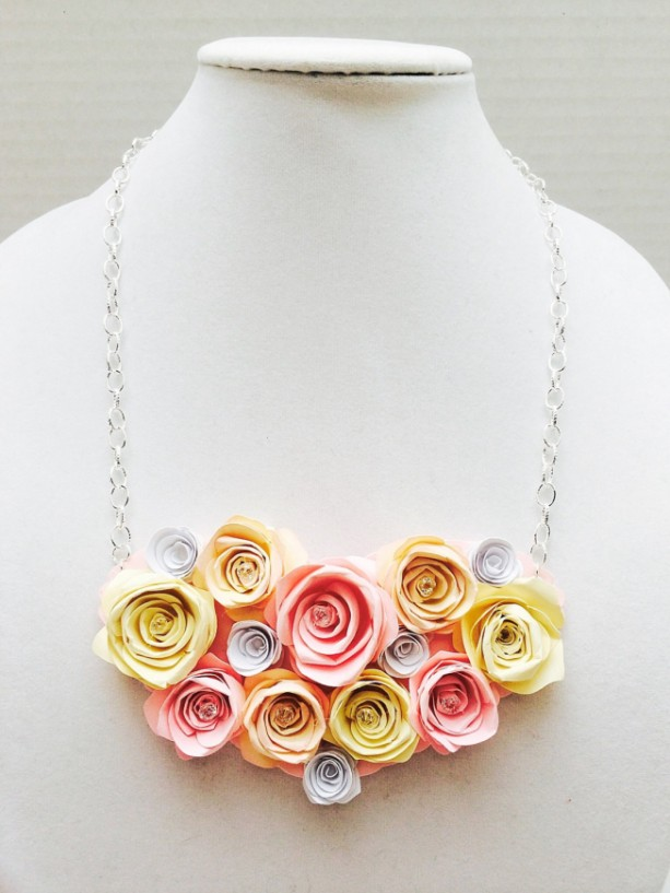 pendant project spring flower necklace products eternal yourself