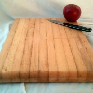 Handmade Wood Cutting Board