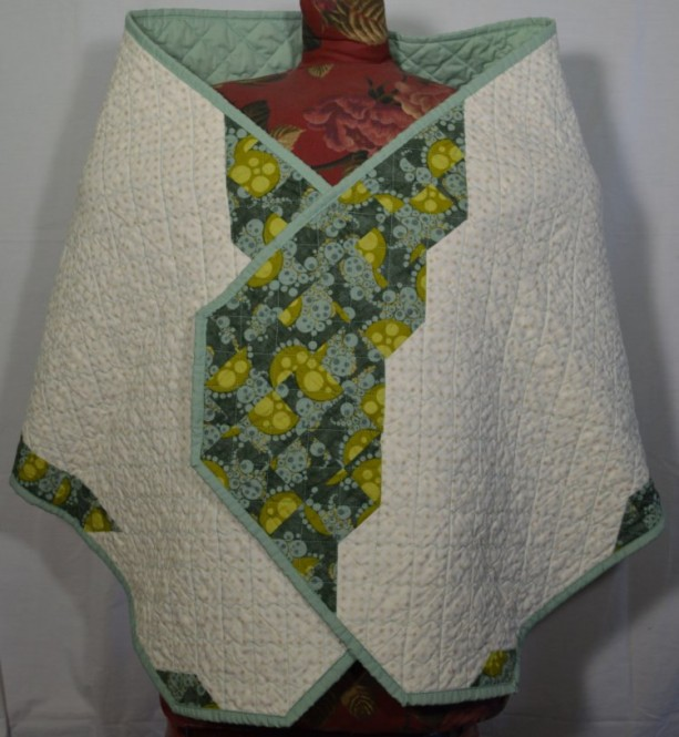 I Can Do All Things Angel Wings Quilted Prayer Shawl Aftcra