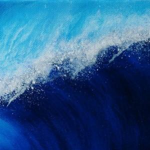 Beach Art Print, Surf Art, Motivational Quotes, Water Art, Ocean Wave Art, Tropical Painting, Surfing, Hawaii Artwork, Surfer