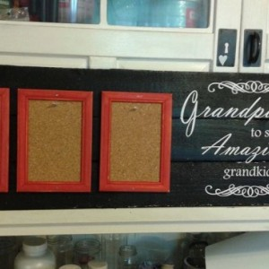 Grandparents sign - Grandma - Grandpa - Gift for Grandparents - Mamaw - Papaw - mama - Papa - Gift - Grandkids - Grandchildren