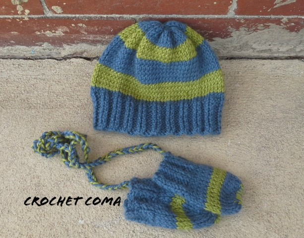 80efc27ef8e ... Newborn Custom Baby Hat  Mittens Set