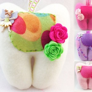 Handmade Tooth Fairy Pillows