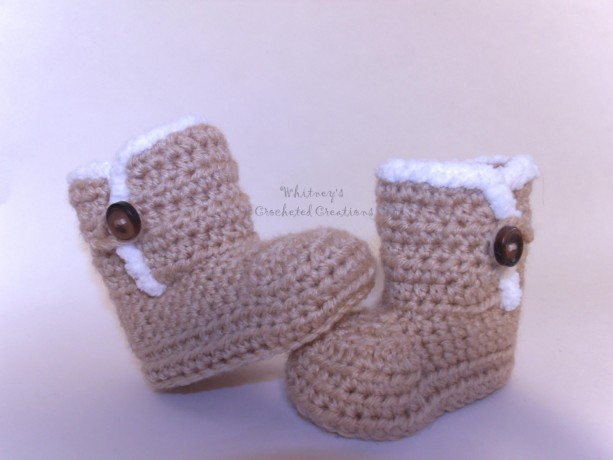 777d87f9b5a crochet fur boots, ugg inspired, handmade, photo prop, new baby gift, baby  shower gift, booties, baby shoes, baby boots, baby uggs