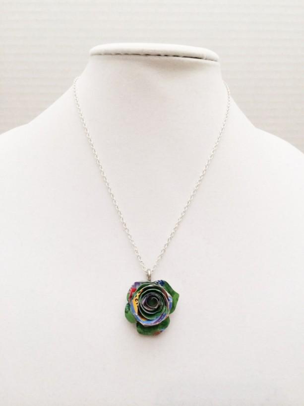 First Wedding Anniversary Gift Jewelry : ... wedding, upcycled jewelry, bridesmaid gift, first anniversary gift