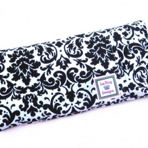 Heating Pad And Soothing Eye Pillow Set Microwavable