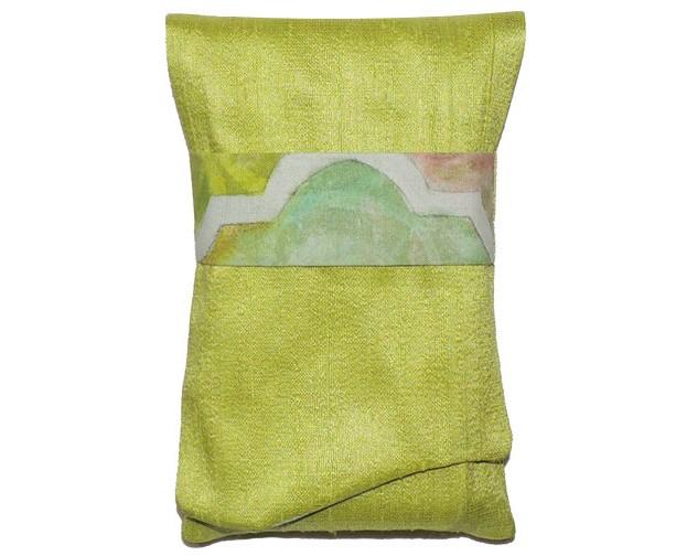 Silk Tarot Bag, Tarot Pouch, Oracle Cards Bag