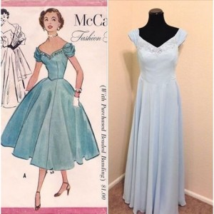 Vintage Dress Reproduction