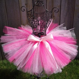 Pretty In Pink Tutu, READY TO SHIP, Pink Tutu, Infant Tutu, Newborn Tutu, Baby Tutu, Toddler Tutu, Birthday Tutu, Princess Tutu, Photo Prop