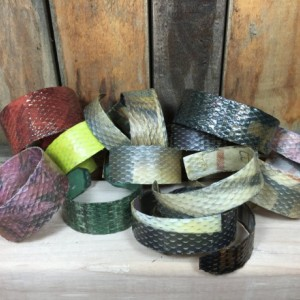 Bangle Bracelet / Mystery Grab Bag / Handmade Wire Mesh Texture
