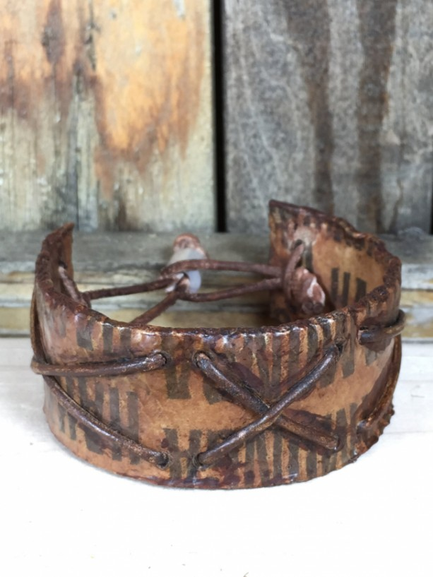 Hahamonga Bracelet / Signature Piece / Handmade